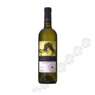 MERKOURI FOLOI WHITE 2018