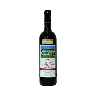 PAPAIOANNOU ESTATE LYRIKOS PETIT VERDOT 2005