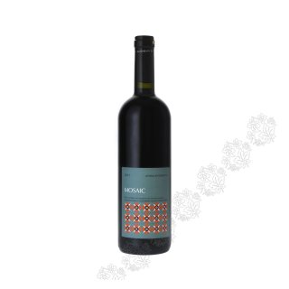 CHATZIVARITI MOSAIC RED 2018