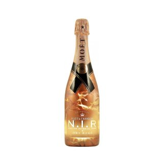 CHAMPAGNE MOET CHANDON N.I.R. ROSE DRY