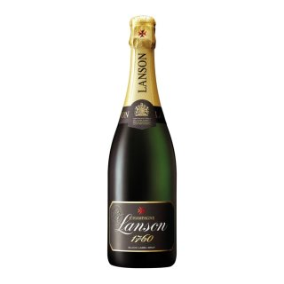 LANSON CHAMPAGNE BRUT BLACK LABEL
