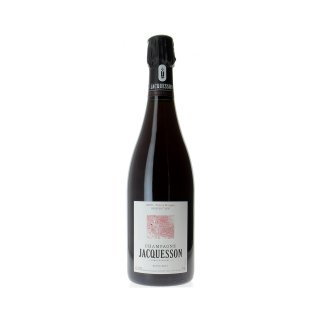 CHAMPAGNE JACQUESSON TERRES ROUGES ROSE 2011
