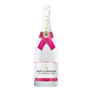 CHAMPAGNE MOET & CHANDON ICE IMPERIAL ROSE 1,5L