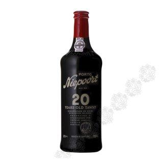 NIEPOORT TAWNY PORT 20 YO