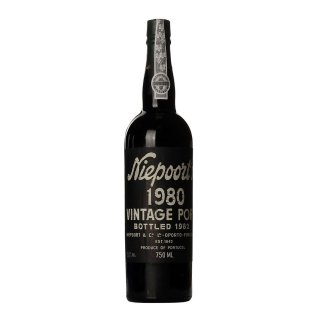 NIEPOORT VINTAGE PORT 1980