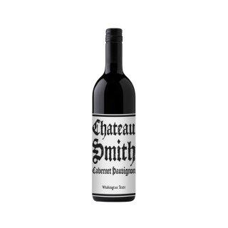 CHARLES SMITH CHATEAU SMITH CABERNET SAUVIGNON 2017