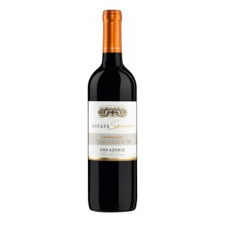 ERRAZURIZ CARMENERE ESTATE SERIES 2017