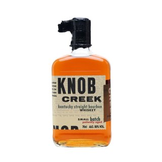 KNOB CREEK BOURBON PATIENTLY AGED