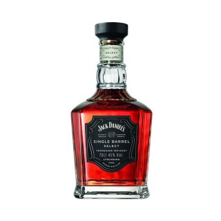 JACK DANIEL'S SINGLE BARREL SELECTION
