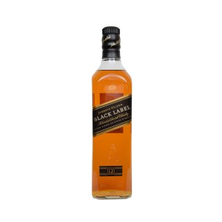 JOHNNIE WALKER 12 YO BLACK LABEL