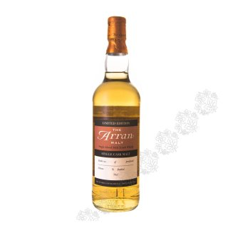ARRAN BOURBON BARREL