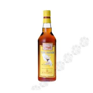 RUM NATION MARTINIQUE HORS D'AGE NATION