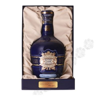 CHIVAS ROYAL SALUTE THE HUNDRED CASK SELECTION