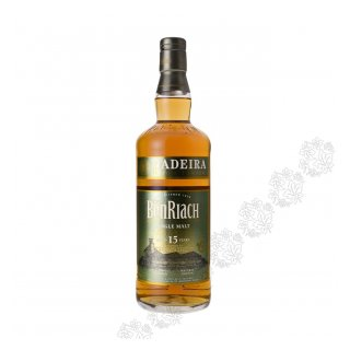 BENRIACH 15 Year Old MADEIRA WOOD FINISH