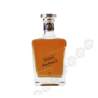 JOHNNIE WALKER BLUE LABEL KING GEORGE