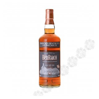BENRIACH 12 Year Old IMPORTANTICUS FUMOSUS