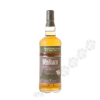 BENRIACH 13 Year Old MADERENSIS FUMOSUS
