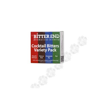 BITTER END VARIETY PACK ΣΥΣΚΕΥΑΣΙΑ 4x1,5CL