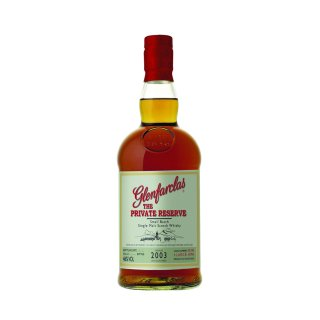 GLENFARCLAS 2003 - THE PRIVATE RESERVE