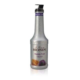 MONIN PURREE PASSION FRUIT 1L