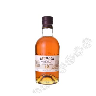 ABERLOUR 12 YO DOUBLE CASK MATURED