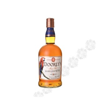 DOORLY'S 5 YO FINE OLD