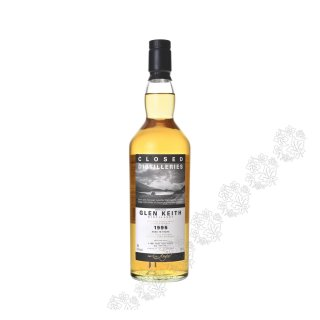GLEN KEITH 18 Year Old - 1995 CLOSED DISTILLERIES (PART DES ANGES)