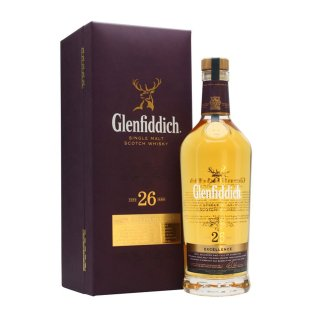 GLENFIDDICH 26 Year Old EXCELLENCE