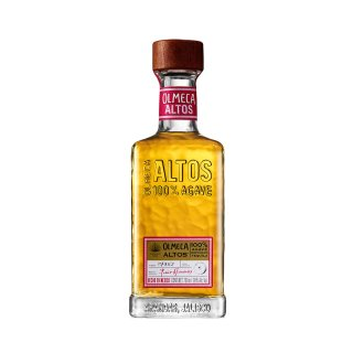 OLMECA TEQUILA ALTOS REPOSADO
