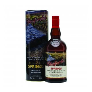 GLENFARCLAS SPRINGS - THE LEGEND OF SPEYSIDE