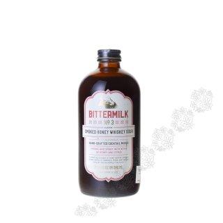 BITTERMILK no.3 Smoked Honey Whiskey Sour 500ml
