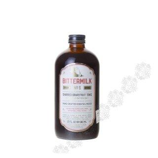 BITTERMILK no.5 Charred Grapefruit Tonic 500ml