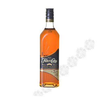 FLOR DE CANA 5 Year Old