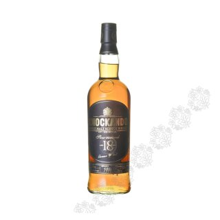 KNOCKANDO 18 YO SLOW MATURED