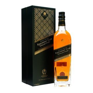 JOHNNIE WALKER THE GOLD ROUTE EXPLORERS CLUB COLLECTION