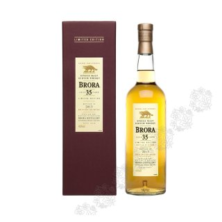 BRORA 35 Year Old - 13th RELEASE BOTTLED 2014