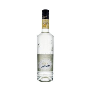 GIFFARD LIQUER WILLIAM PEAR