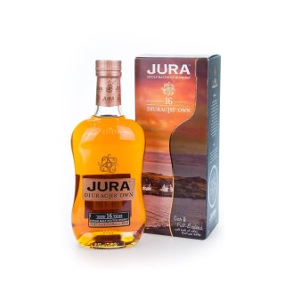 ISLE OF JURA 16 Year Old DIURACHS' OWN