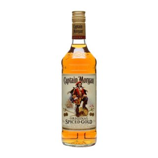 CAPTAIN MORGAN GOLD SPICED