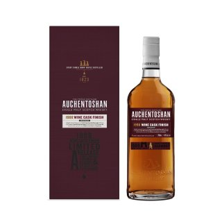 AUCHENTOSHAN 25 Year Old - 1988 WINE CASK FINISH