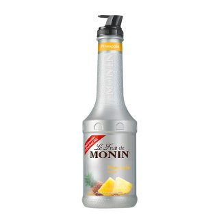 MONIN PUREE PINEAPPLE 1L