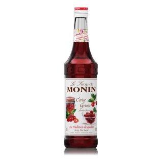 MONIN SYRUP MORELLO CHERRY