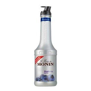 MONIN PUREE BLUEBERRY 1L