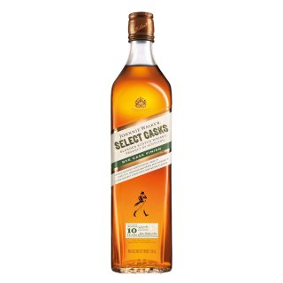 JOHNNIE WALKER 10 YO SELECT CASKS