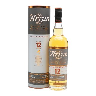 ARRAN 12 Year Old CASK STRENGTH 5th EDITION