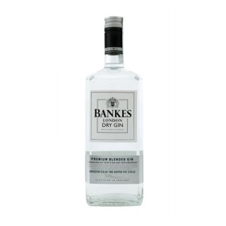 BANKES LONDON DRY GIN 1L