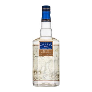 "MARTIN MILLER'S ""WESTBOURNE STRENGTH"" DRY GIN"