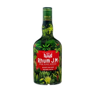 "RHUM JM Blanc ""Jungle"" Macouba"