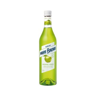 MARIE BRIZARD SYRUP GREEN APPLE