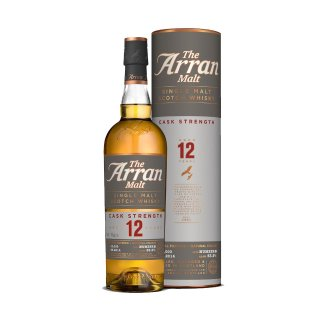 ARRAN 12 Year Old CASK STRENGTH 6th EDITION